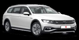 Volkswagen Passat Alltrack - изображение №1